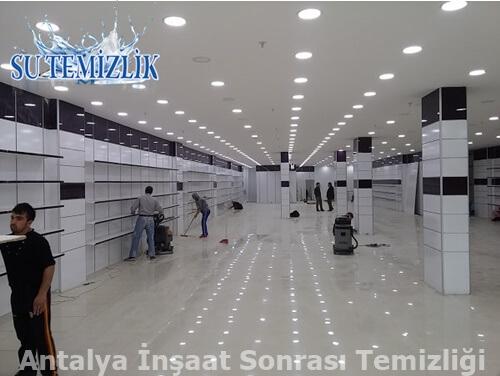 Antalya İnşaat Sonrası Temizliği
