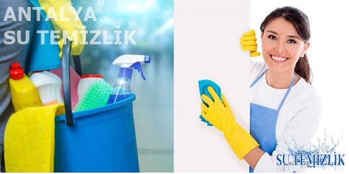 Antalya Temizlik Hizmetleri