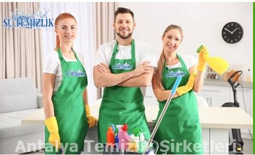 Antalya Temizlik Şirketi Müşteri Memnuniyeti