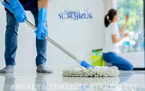 Antalya Temizlik Şirketleri ile Temizlik Hizmetlerinde Yeni Dönem